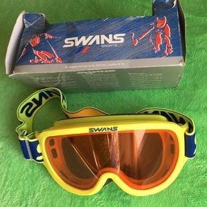 Swans ski googles